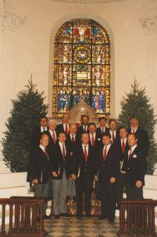 Charleston Men's Chorus in 1991